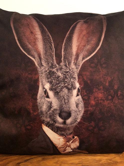 "Coussins ""Aristo Hare"" - 40x40 cm"