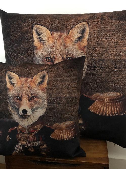 """Coussins """"RedFox"""" - 40x40 cm"""