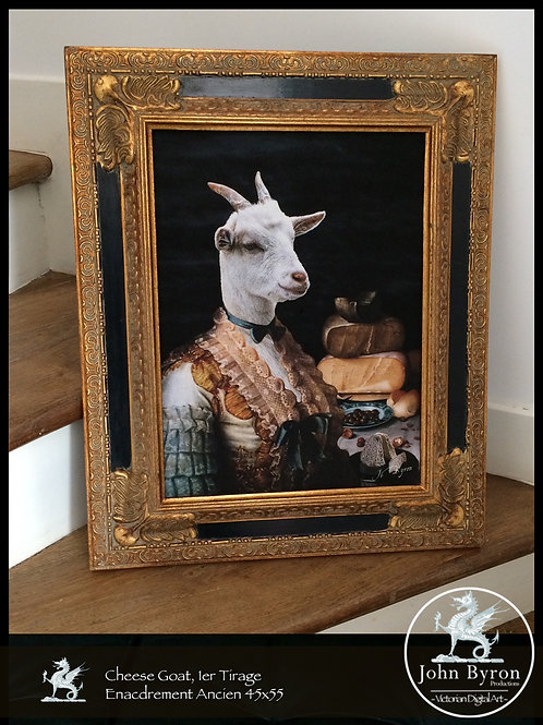 """Cheese Goat"""