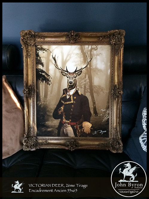 """""""Victorian Deer"""""""