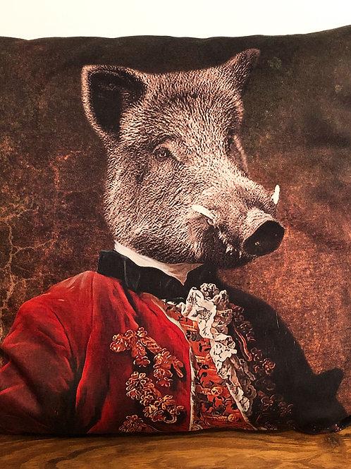 "Coussins ""Wild Boar"" - 40x40 cm"
