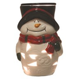 Snowman Electric Wax Melter