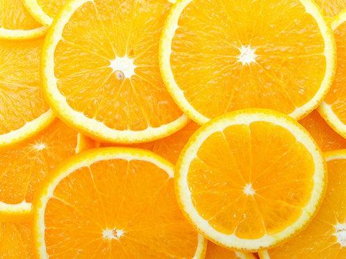 Squashed Orange