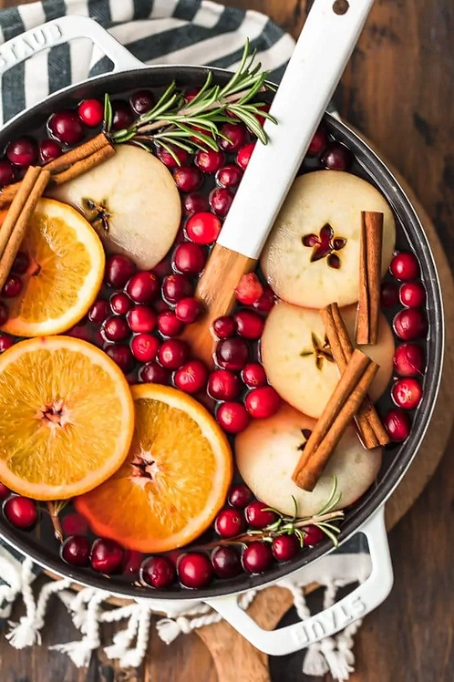 Cranberry & Spiced Ginger