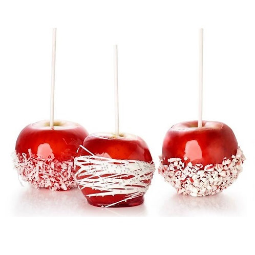 Frosted Candy Apple