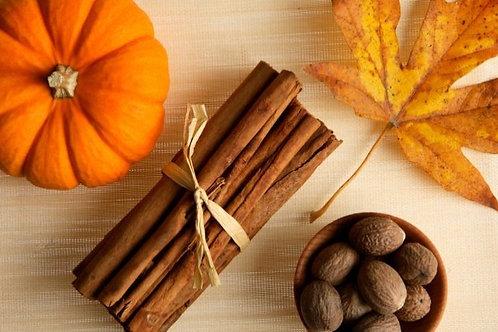 Pumpkin & Chestnut Spice