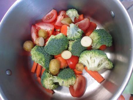 Veggie Soup.... Mmmmm....