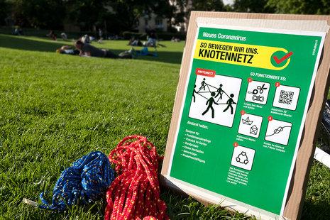 Ideal für Parks und Gärten