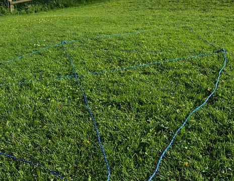 Das Knotennetz «Haus»