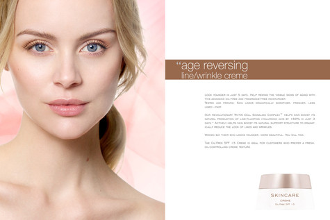 0001 Skin care Campaign by Christopher A