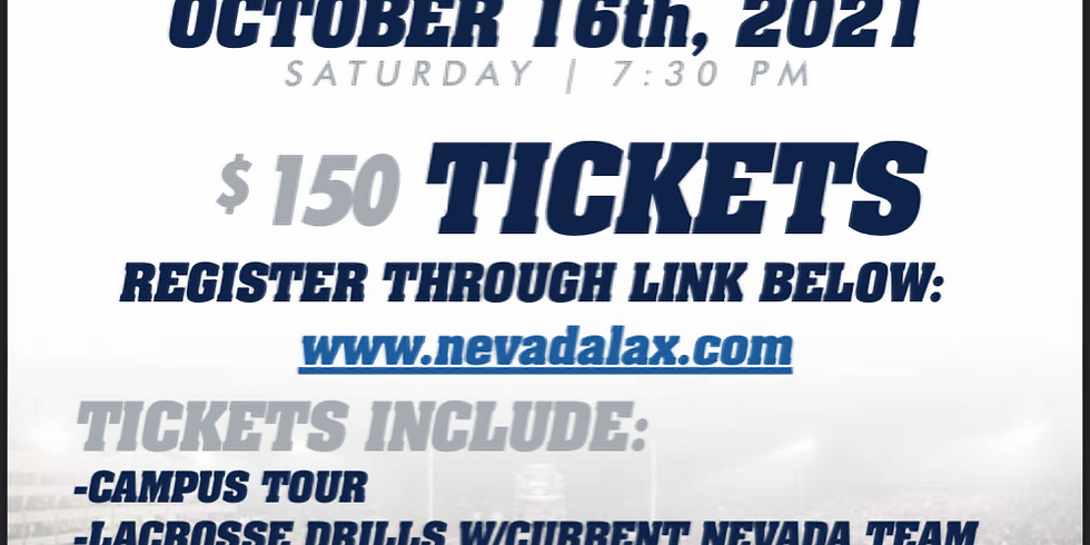 Nevada Lacrosse Prospect Day