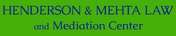 Henderson & Mehta Law and Mediation Center
