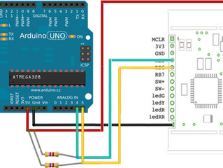 New Firmware connects to Arduino by I2C