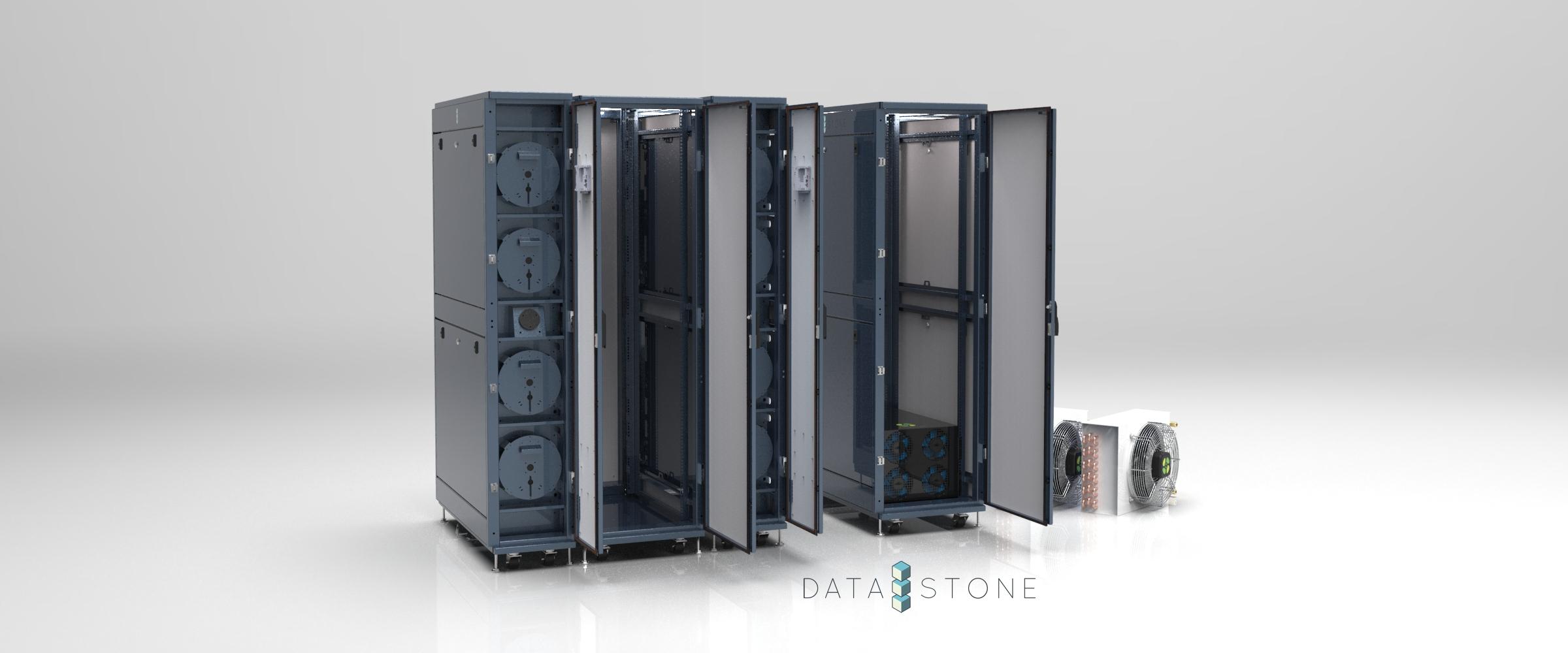 Модульные Микро-ЦОД DataStone+