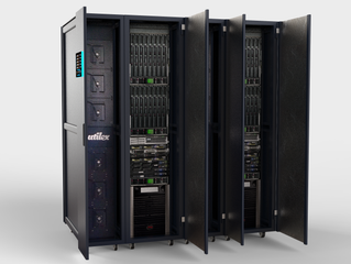 Utilex patented modular micro data center DataStone+