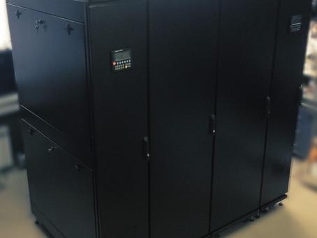 Центральное конструкторское бюро автоматики модернизировало инфраструктуру на базе микро-ЦОДа