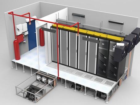 Компании ETegro Technologies, «Связь Инжиниринг» и «Утилекс» представили модульный ЦОД отечественног