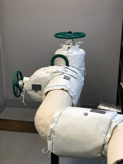 Removable Covers - Commercial Piping