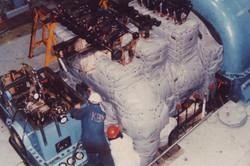 Insulation Blankets - Steam Turbine
