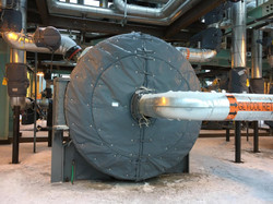 Removable Covers - Heat Exchanger