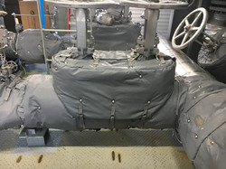 Insulation Blankets  - Gate Valves