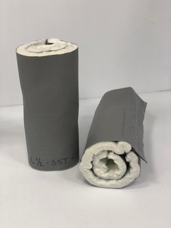Removable Covers - Grey Wrap