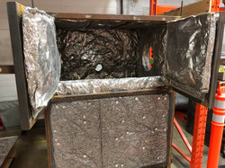 Insulation Blankets - Furnace Cover