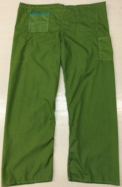 Scrub Pants - Back