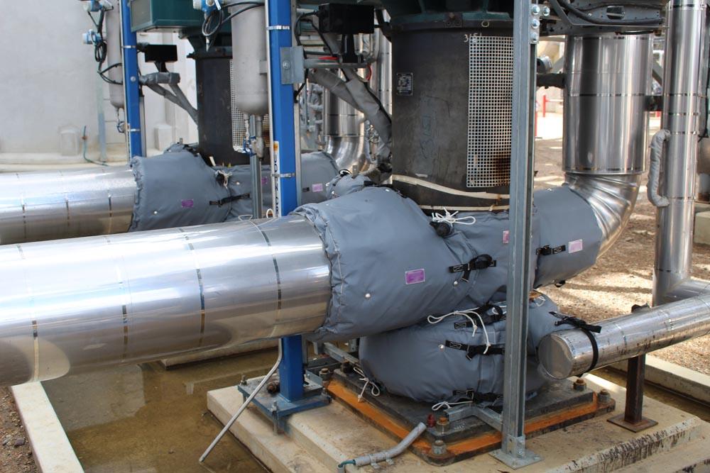 Insulation Blanket Pumps