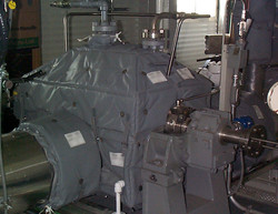 Removable Covers - Industrial Pump