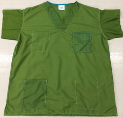 Scrub Top - Front