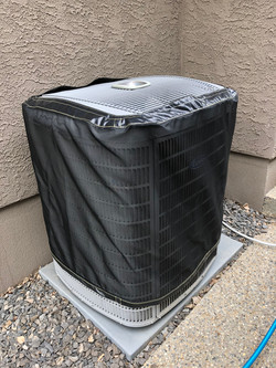 Air Condition Screen Mesh Cover