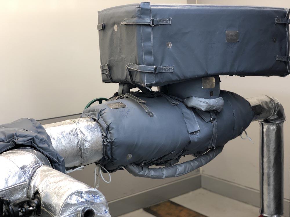 Insulation Blanket - Actuator Head