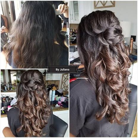 San Diego Wedding Hairstyles #weddinghairstyles #messyhairstyles #chulavistahairsalons #romantichairstyles #pinkchique #princesshairdiaries_