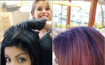 #hairsalonnearme #chulavistahairsalon #hairsalon #balayagehair #omrehair #downtownchulavistasalon #besthairsalon #easlatehairsalon #eastlakehairsalonnearme #salonnearme #3rdavenuehairsalon #rosegoldhair