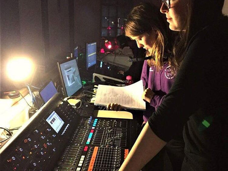 """We need more LX tape"": Jennifer on Equipment & Safety"