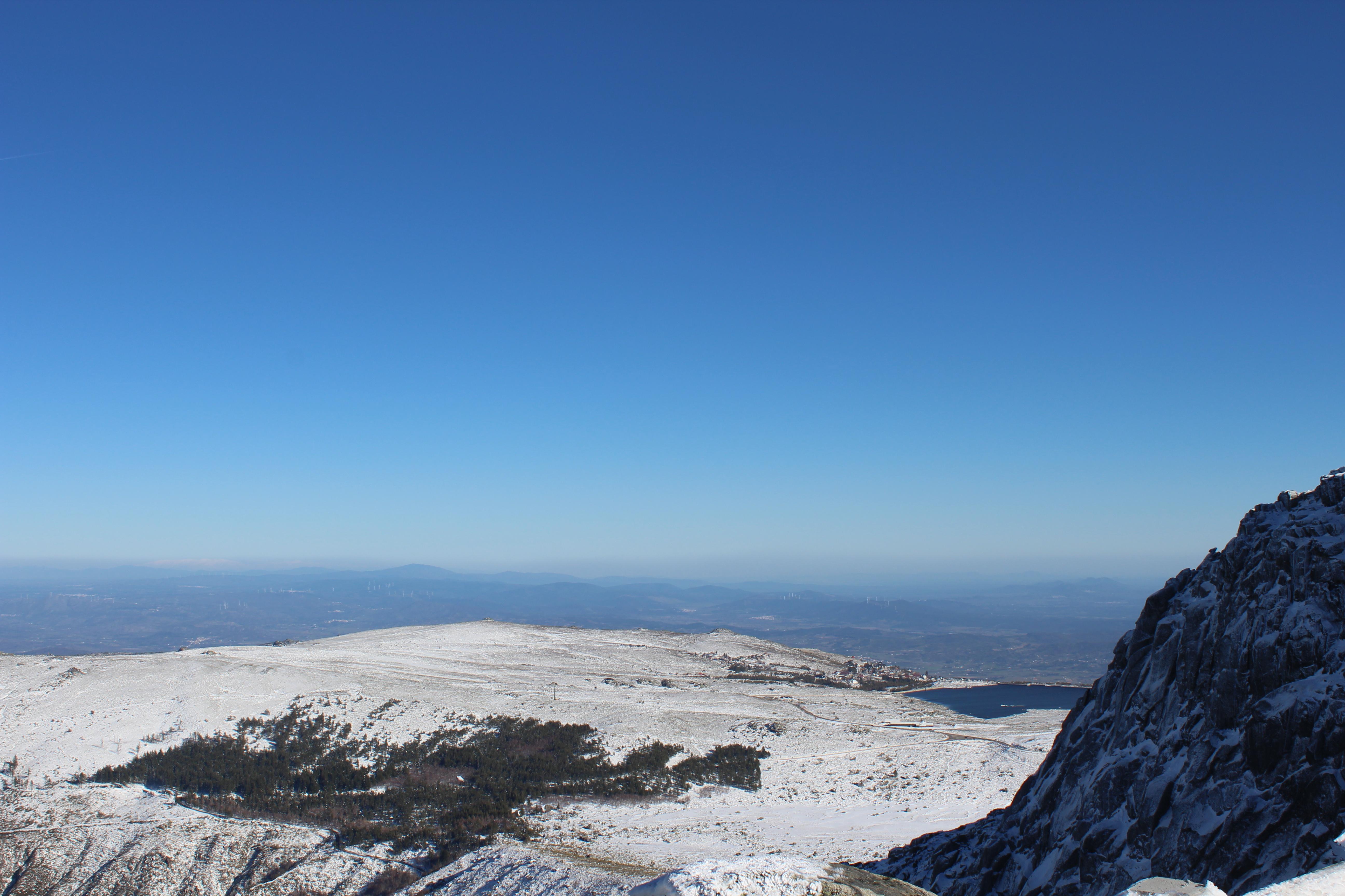 Serra da Estrela - Inverno