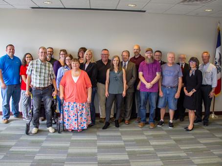 CFDMC Awarding $20,150 in Grants to Sixteen Community Organizatins.
