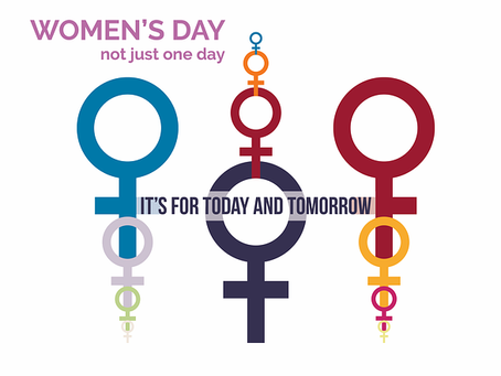 Women's day – a reminder, a way forward?