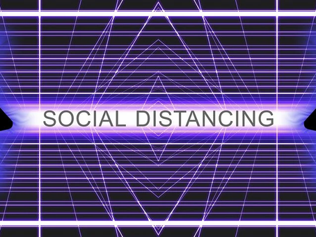Is social distancing the solution to the COVID-19 dilemma?