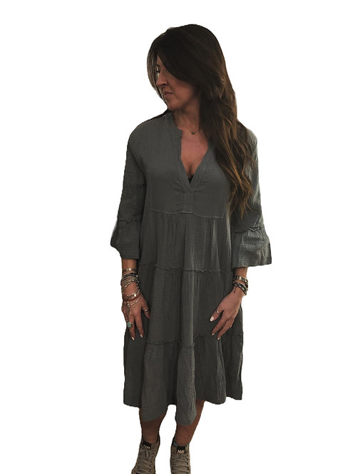 Cheesecloth Dress NEW SS2021 THSC