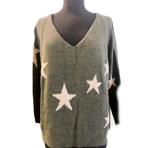 Miss Sugar Star Jumper High Street Collection
