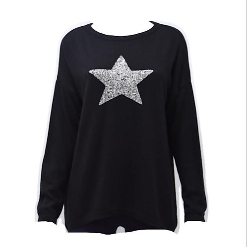 Classic Miss Sugar Big Star Jumper