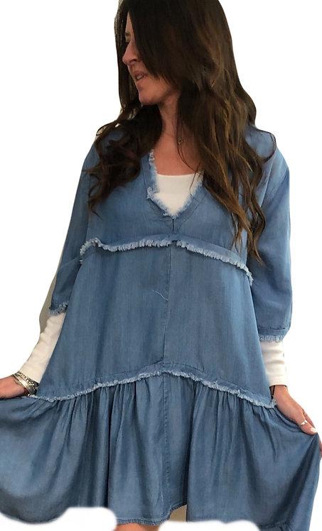 Denim Dress NEW SS2021 HCS
