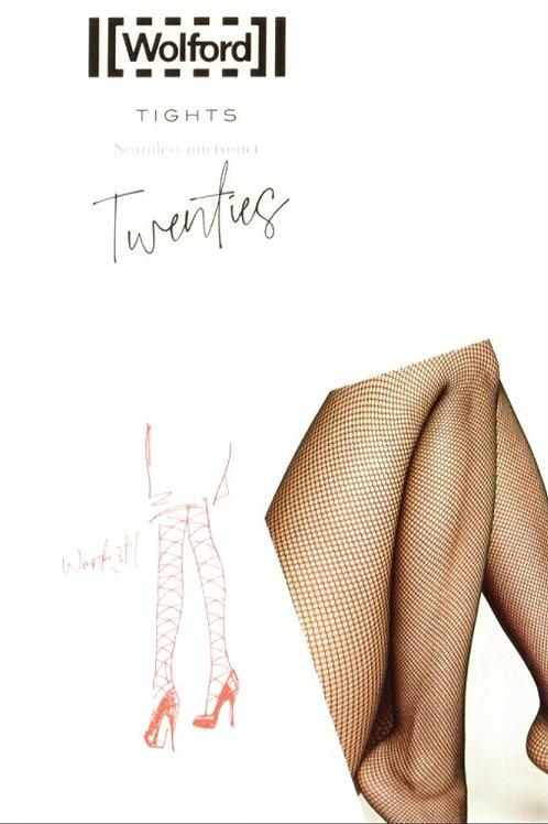 Wolford Twenties (Net) Tights