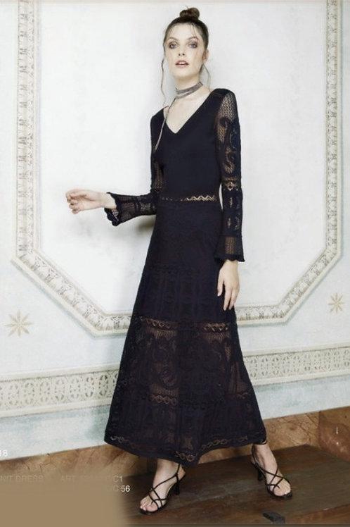 D'Exterior Spring Summer 2021 Collection Knit Dress 52073