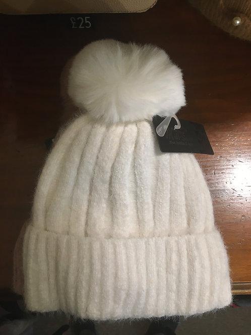 Pom Pom Hat AW2020 High Street Collection