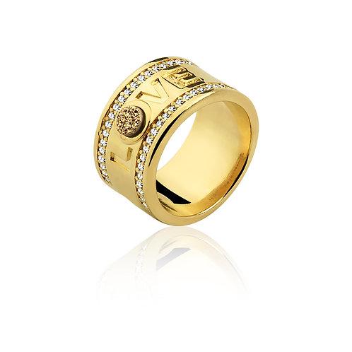 LOVE Druzzy Ring