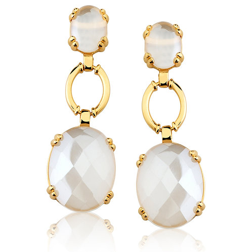 Mother of Pearl Earrings 2