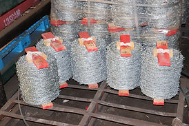 1.6mm HT HG Barb wire - 500m rolls.JPG